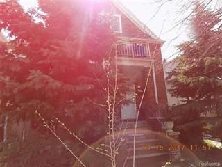 Multi-family Home for sale in 2728 EDWIN, Hamtramck, MI, 48212