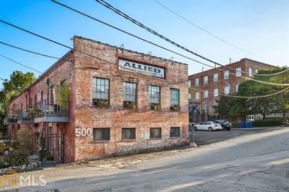 Residential Property for sale in 500 Means Street NW D, Atlanta, GA, 30318