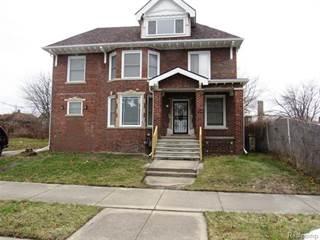 Single Family for sale in 915 E GRAND Boulevard, Detroit, MI, 48207