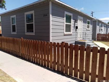 Multifamily for sale in 2516 E 15th Street, Long Beach, CA, 90804