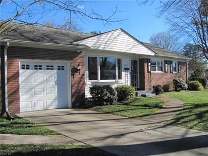 Residential Property for sale in 8132 Jolima Avenue, Norfolk, VA, 23518