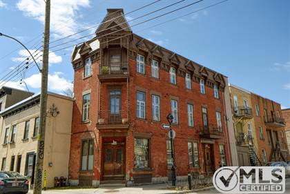 Multifamily for sale in 3950-3956B Av. de l'Hôtel-de-Ville, Montreal, Quebec