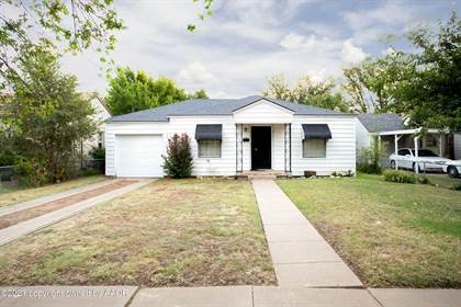 Residential Property for sale in 919 RUSK ST, Amarillo, TX, 79102