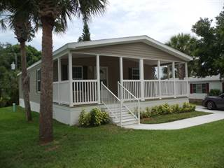 Residential Property for sale in 6200 99th Street Lot 153, Sebastian, FL, 32958