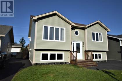 Single Family for sale in 24 Glenlonan Street, St. John's, Newfoundland and Labrador, A1G0B5