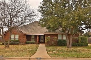 Single Family for sale in 3902 Ridgmar Lane, Abilene, TX, 79606