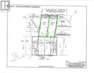 Land for sale in 1 -491A ELGIN MILLS RD W Lot 1, Richmond Hill, Ontario, L4C4M3