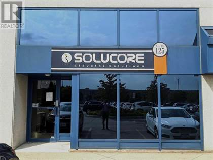 Office Space for sale in 2550 MATHESON BLVD E 125, Mississauga, Ontario, L4W4Z1
