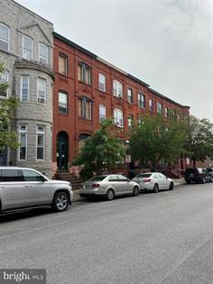Residential Property for sale in 1811 MADISON AVENUE, Baltimore City, MD, 21217