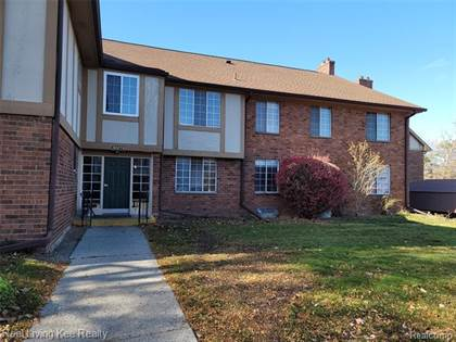 Residential Property for sale in 30276 SOUTHFIELD Road 115, Southfield, MI, 48076
