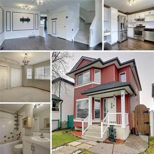 Single Family for sale in 37 MARTIN CROSSING WY NE, Calgary, Alberta