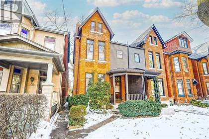 Single Family for sale in 352 BRUNSWICK AVE, Toronto, Ontario, M5R2Y9