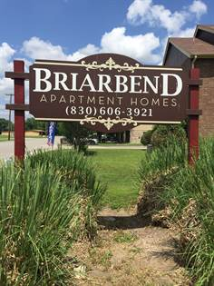 Apartment for rent in Briarbend Apartments, New Braunfels, TX, 78130