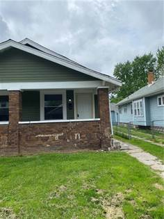 Residential Property for rent in 850-852 North Dearborn Street, Indianapolis, IN, 46201
