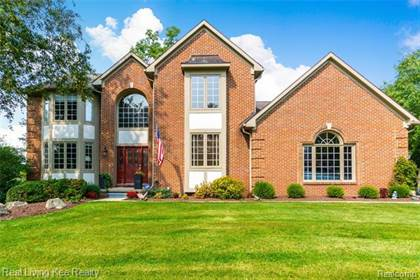 Residential Property for sale in 1830 DEER PATH Trail, Oxford, MI, 48371