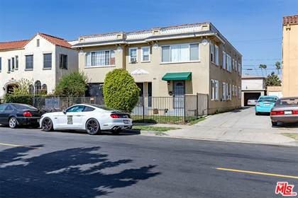 Multifamily for sale in 1409 S Bronson Ave, Los Angeles, CA, 90019