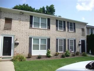 Condo for sale in 1648 ORCHARD Drive 16, Canton, MI, 48188