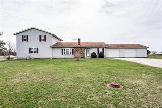 Single Family for sale in 21710 State Route 15, Ashley, IL, 62808