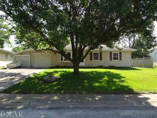 Single Family for sale in 18 Bradley Court, Clinton, IL, 61727