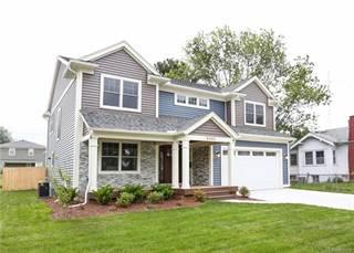 Single Family for sale in 4321 Hampton Boulevard, Royal Oak, MI, 48073