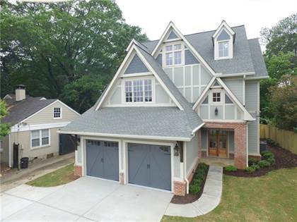 Residential Property for sale in 1283 N Druid Hills Road NE, Brookhaven, GA, 30319