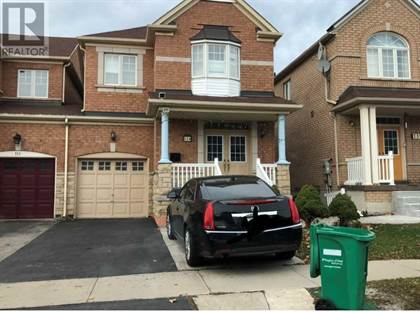 Single Family for sale in 114 MADDYBETH CRES, Brampton, Ontario, L6Y5R6