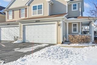 Townhouse for sale in 2855 GLACIER Way D, Wauconda, IL, 60084