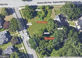 Land for sale in 2223 ROSLYN AVENUE, Baltimore City, MD, 21216