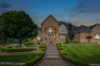 Single Family for sale in 13055 MYSTIC FOREST Drive, Plymouth, MI, 48170