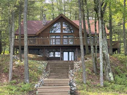 Residential Property for sale in 9153 Strawberry Lake Drive, Evart, MI, 49631