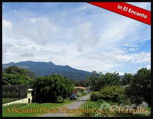 Land for sale in El Encanto Property – A Beautiful Private Place with Tranquility & Peace, Boquete, Chiriquí