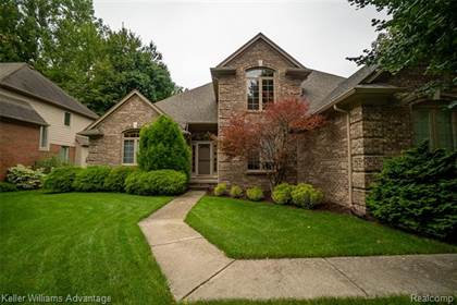 Residential Property for sale in 48711 RED OAK Drive, Greater Sterling Heights, MI, 48315