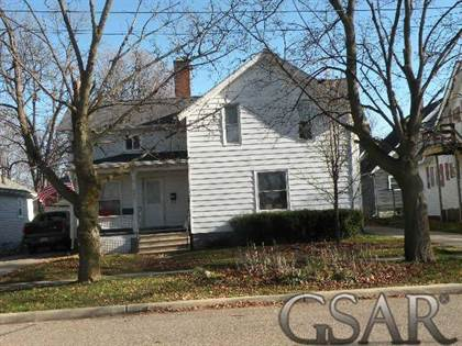 Multifamily for sale in 206 N Howell, Owosso, MI, 48867