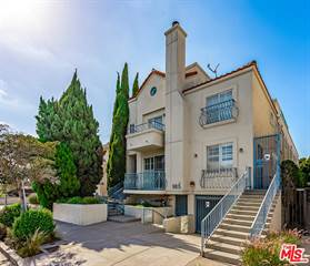 Townhouse for sale in 9815 REGENT Street 4, Los Angeles, CA, 90034