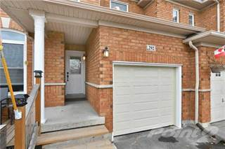 Townhouse for sale in 292 Hawkview Blvd, Vaughan, Ontario
