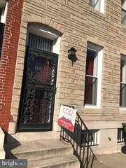 Townhouse for rent in 906 E BIDDLE STREET, Baltimore City, MD, 21202