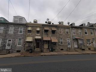 Townhouse for sale in 1223 COTTON STREET, Reading, PA, 19602