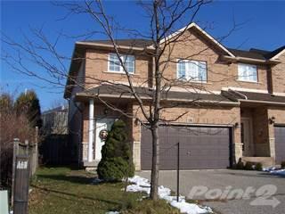 Townhouse for sale in 1101 HARROGATE Drive, Hamilton, Ontario