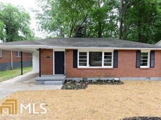 Single Family for rent in 509 Park Valley Dr, Atlanta, GA, 30318