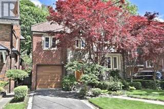 Single Family for sale in 12 MILLBANK Avenue, Toronto, Ontario
