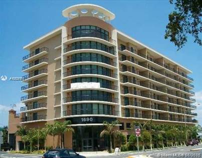 Residential Property for sale in 1690 SW 27th Ave 807, Miami, FL, 33145
