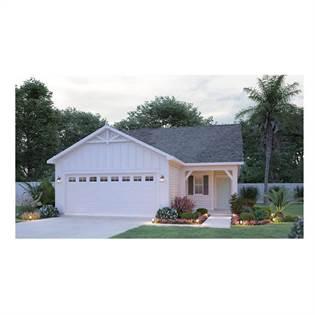 Residential Property for sale in 3110 ORANGE PICKER RD LOT10, Jacksonville, FL, 32223