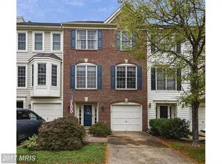 Townhouse for sale in 25545 FRETTON SQ, Chantilly, VA, 20152