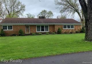 Single Family for sale in 3394 N GROVE Drive, Woodland Beach, MI, 48162