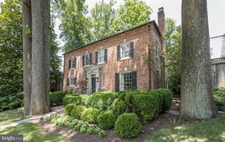 Single Family for sale in 4821 DEXTER STREET NW, Washington, DC, 20007