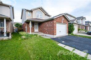 Residential Property for sale in 1093 COPPER LEAF Crescent, Kitchener, Ontario, N2E 3W4