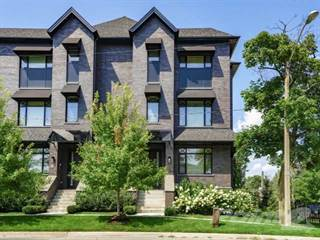 Townhouse for sale in 4 Ashley Rd, Toronto, Ontario