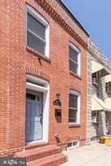 Townhouse for sale in 1614 MARSHALL STREET, Baltimore City, MD, 21230
