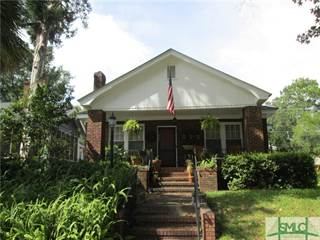 Single Family For Sale In 328 E 50th Street Savannah GA 31405