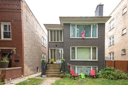 Multifamily for sale in 5907 N. Campbell Avenue, Chicago, IL, 60659